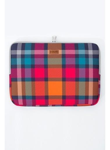 Hamur Easy Case 14 inç Laptop Çantası Notebook Kılıfı Coline New Renkli